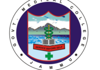 GMC Jammu Staff Nurse Notification