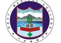 GMC Jammu Staff Nurse Notification